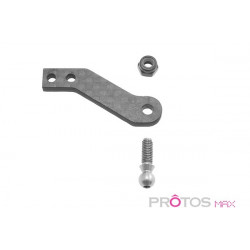Tail pitch carbon lever (MSH71043)