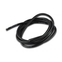Cable de silicone - 1.5mm² x 1.000mm - noir