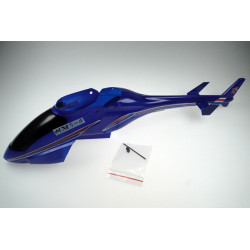 Canopy set (used for full fuselage) Blue