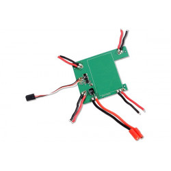 GPS power board QRX350
