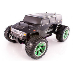 Hammer Electric Truck 1/10eme 2.4Ghz 4WD - Black (94111)