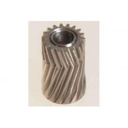 Pinion for herringbone gear 18 teeth M0.5 for LOGO (04118)