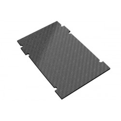 Support carbone Esc/Carbon ESC mounting platet LOGO 480 (04813)