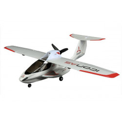 Hydravion Ultra-Micro Icon A5 BNF avec AS3X (PKZU2380)