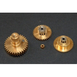 Pignons pour Servos 6811MG-D (1 Jeu complet) A2Pro (76811-0)
