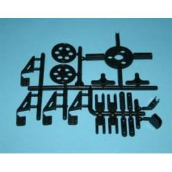 Plastic Parts Depron Planes (DPNSET)