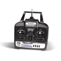 NEW Transmitter 4CH (W-O trainer) (old EK2-0404-72-1)