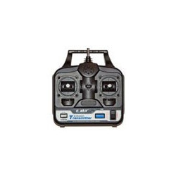 ESKY 4CH TX (W/MIX for airplane) and helicopter (old EK2-0404D-72-1)