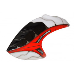 Canopy LOGO 800 XXtreme red-white (04611)