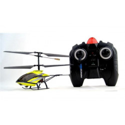 Helicoptere NINCOAIR 180 GRAPHITE IR 3CH Resistant (NH90072)