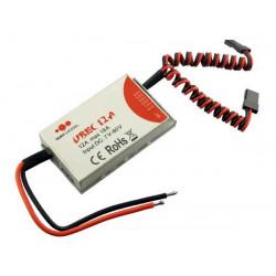 UBEC 12A High Voltage