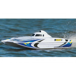 WildCat EP Brushless Catamaran 2.4Ghz Boat Aquacraft (AQUB1810)