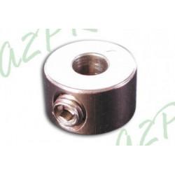Bague d'arrêt chromée - 3mm (4261)