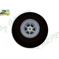 Roues en mousse Super légère - 52mm, 10gr (4452)