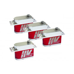 Servo MKS 3x HV9767 +1x HV9780 Servo Promo Super Pack (C0006000)