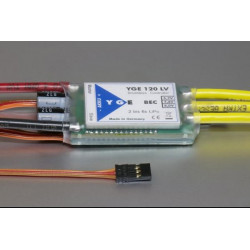 YGE 120A Brushless controller (YGE120LV)