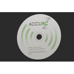 Replacement DVD - AccuRC (AC100-2)