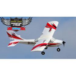 Avion Apprentice S 15e avec Systeme SAFE BNF (Sans radio) (EFL3180)