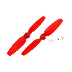 BLADE 200 QX - Hélices rouges (BLH7708)