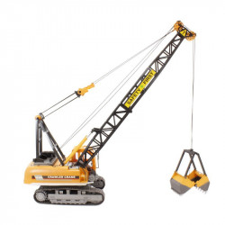 HOBBY ENGINE GRUE EXCAVATRICE RC FULL-FUNCTION (HE0805)