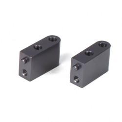 Mini 8ight -Support de servo en aluminium
