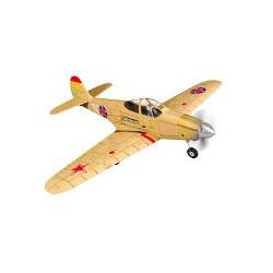 AVION P39 AIR COBRA ENV145 CM,LONG 125 CM,2700G POUR MOT46-5