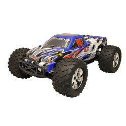 TRUCK 1/10 4x4 BRUSHED RTR 2.4Ghz - BLEU (RC706T)