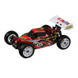 Buggy EB4 S2.5 1/8 4WD RTR 2.4Ghz - ORANGE (Thunder Tiger 6243-F111)