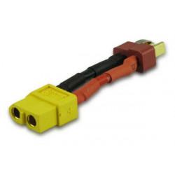 Adaptateur/adapter XT60/Dean
