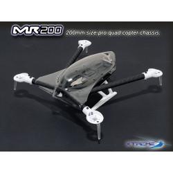 MR200 Micro Quad Copter Chassis Kit (200QX conversion kit)
