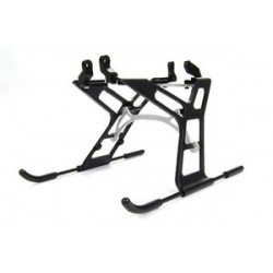 Landing skid and motor mount-HB