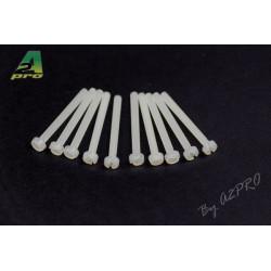 Vis TC nylon 3x30mm (10 pcs) (25330)