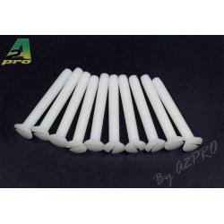 Vis TF nylon 6x50mm (10 pcs) (26650)