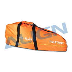 T-REX 500 CARRY BAG/ORANGE (HOC50002T)