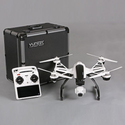 Yuneec Typhoon Q500+ Pro (with extra battery & aluminum carrying case)