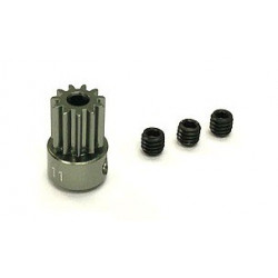 Hard Anodized Aluminium Pinion (11T) -B180CFX