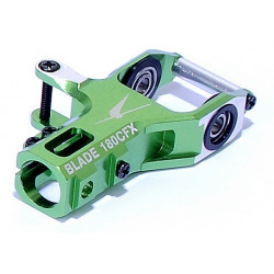 Aluminium Tail Gear Box - B180CFX (Green)