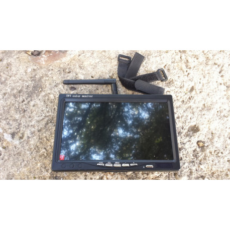 Ecran 7 inch display couleur