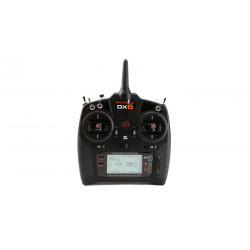 DX6 6-Channel DSMX Transmitter Mode 1 with AR610 Receiver (SPM6750)
