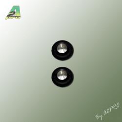 Roues Airtrap Moyeu alu 10mm (4465)