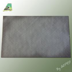 Grille PVC diagonale185x290x0.32mm (261102)