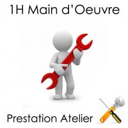 Atelier - 1H réparation/réglages (Drone, hélicoptère, Voiture, avion)