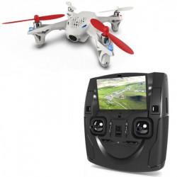 Hubsan X4 FPV Quadcopter 4CH+ radio LCD 2.4Ghz RTF (H107D)