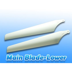 Main Blade-Lower White (Big Lama)