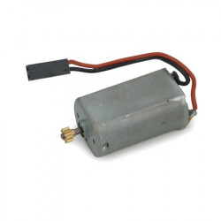 E-flite 180 Motor with 8 teeth 0.5M pinion Right: BCX/2 (EFLH1211)