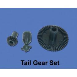 tail gear set (Ref. Scorpio ES121-16)