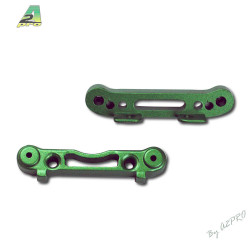 Support de suspension avant alu (2 pcs) (C10969)
