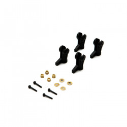 Main rotor grip set Apache AH-64 (BLH2504)