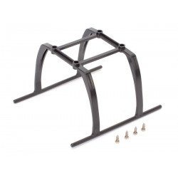 Landing Gear w/ Hardware 180 QX HD (BLH7404)