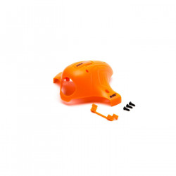 Canopy,Orange: Inductrix FPV (BLH8504OR)